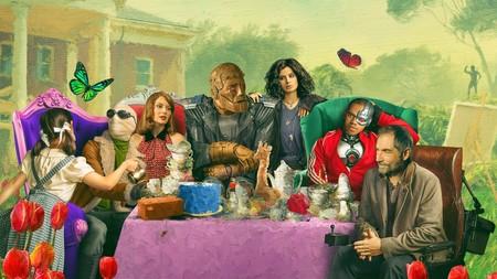 'Doom Patrol', T2: drama más afinado, personajes más extremos y villanos clásicos para un arranque muy prometedor