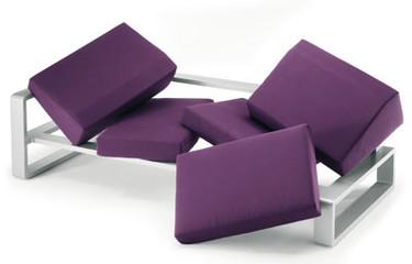 Karma: un diván con 9 posiciones