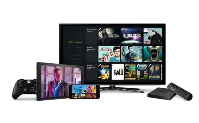 Amazon Prime Video disponible en iOS pero no en el Apple TV