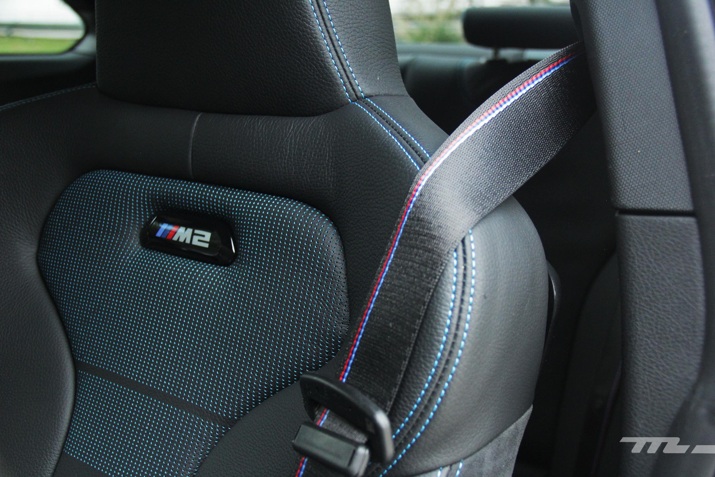 Foto de BMW M2 Competition (32/36)