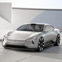 Polestar se adelanta al Salón de Ginebra y presenta el Precept concept: un coche eléctrico con interfaz inteligente