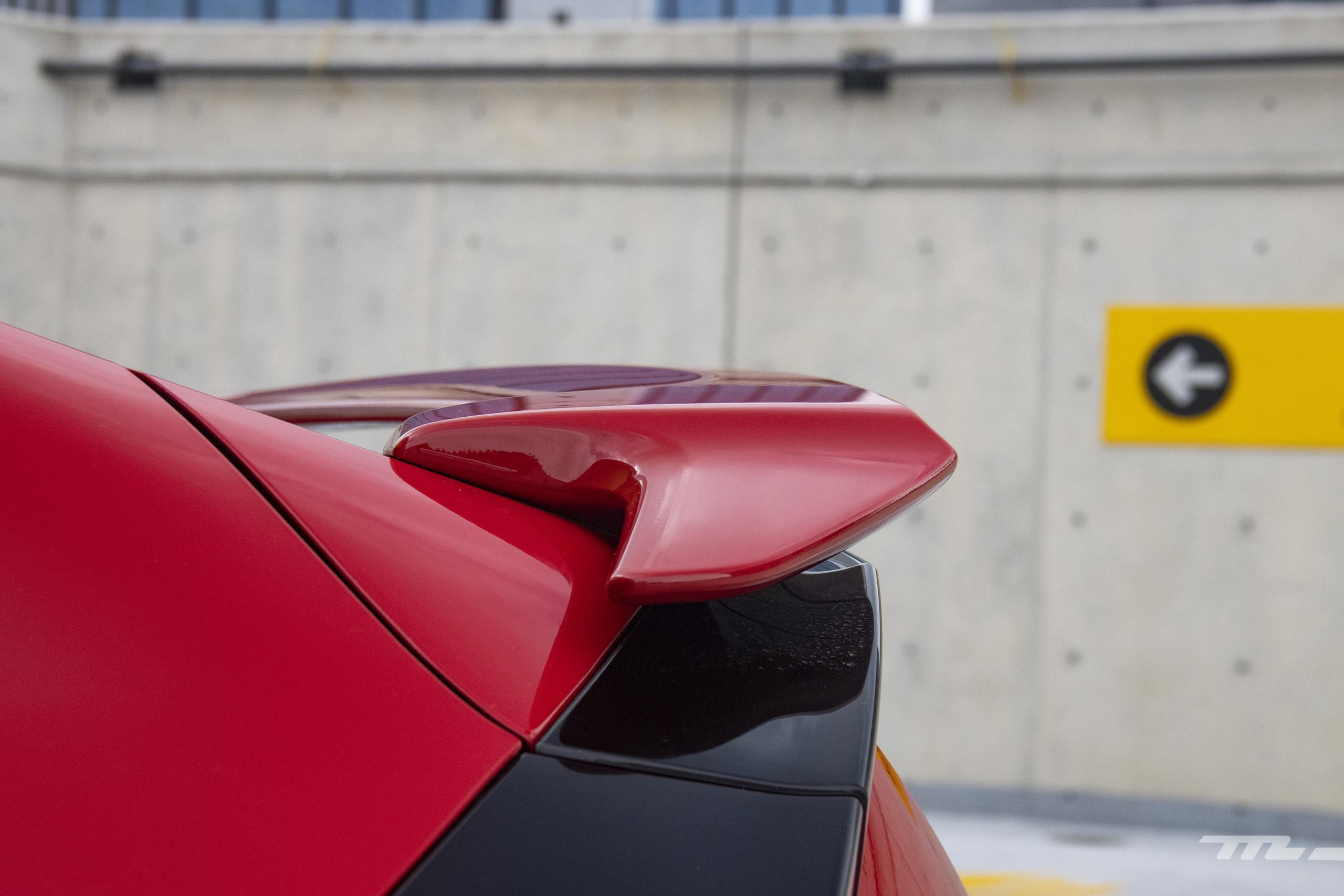 Foto de Honda Civic Coupé 2020 (29/70)