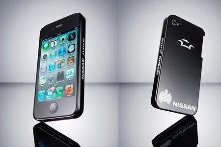 ¿Qué hace Nissan diseñando una carcasa para el iPhone?
