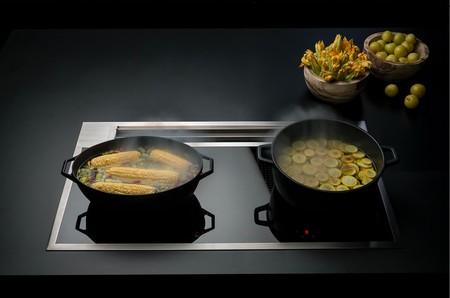 Sintesi de Falmec: así es la nueva forma de filtración y cocción de alimentos que ha sido multipremiada