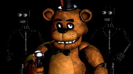 Los animatronics de Five Nights at Freddy's llegarán a la pantalla grande