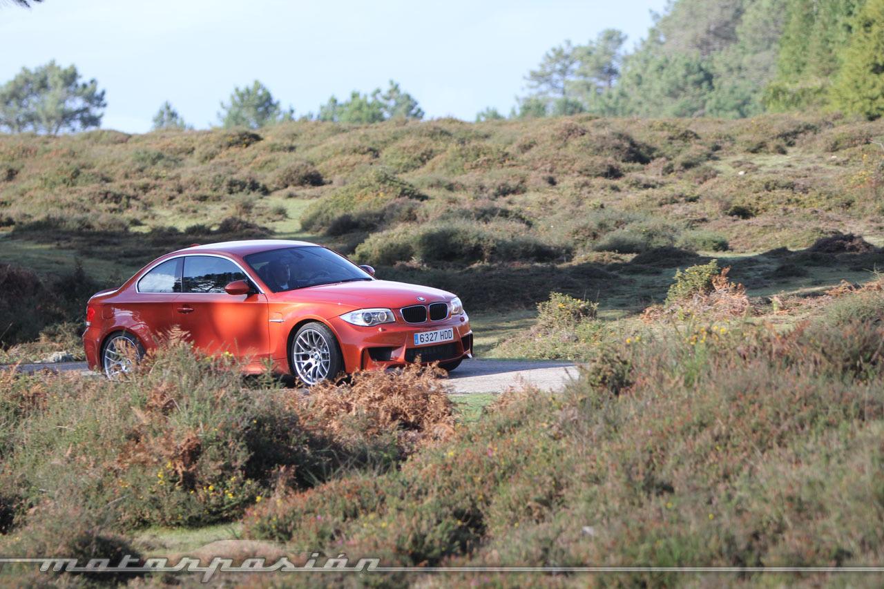 Foto de BMW Serie 1 M Coupé (Prueba) (13/60)