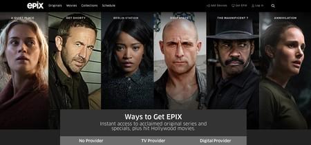 Crece la oferta de streaming televisivo: Epix Now ya está disponible en los dispositivos basados en Android TV