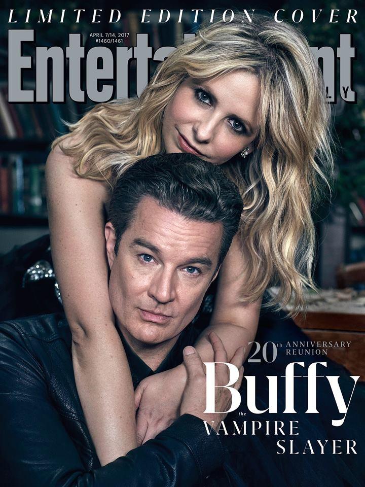 Foto de Buffy Reunion 20 años (10/18)