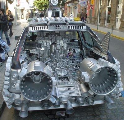 coche horroroso