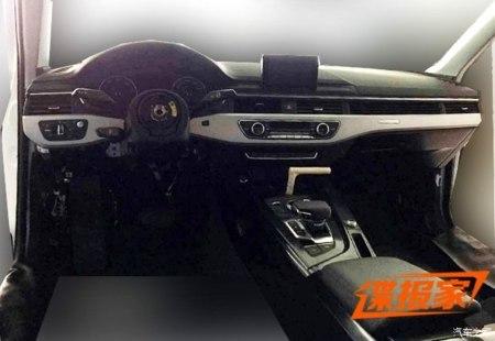 Audi A4 2016 Interior
