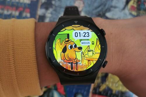 Huawei Watch GT 2 Pro, lo hemos probado: lo de menos es la medición de oxígeno, lo espectacular es el diseño y la súper batería