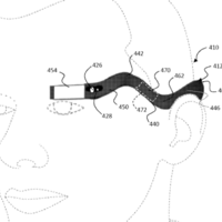 En Google podrían estar preparando unas Google Glass con un formato curioso: un monóculo
