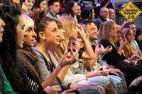 Público y figuración en televisión: ¿Experiencia o trabajo?