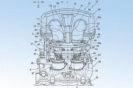 Suzuki Sv650 2021 Patentes 1