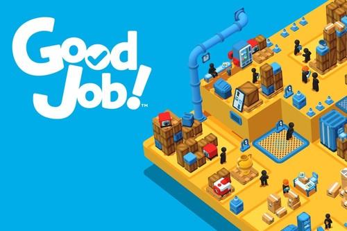 Análisis de Good Job, una divertida propuesta de puzles basados en físicas que no siempre hace honor a su nombre