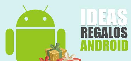 Ideas Android para regalar: accesorios y gadgets para móviles y tablets por menos de 30 euros