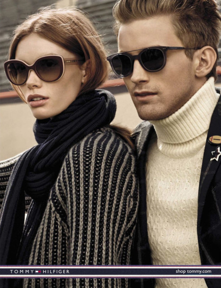 El turtleneck arrasa en las campañas de moda