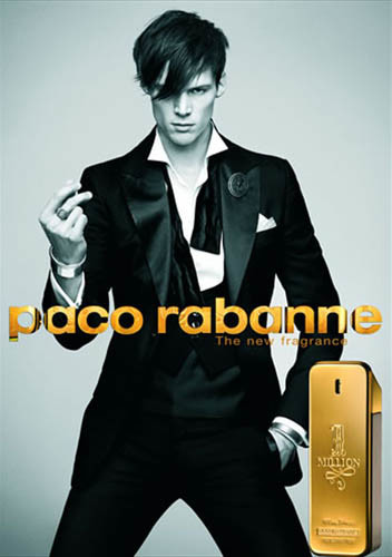 1Million, la nueva fragancia de Paco Rabanne
