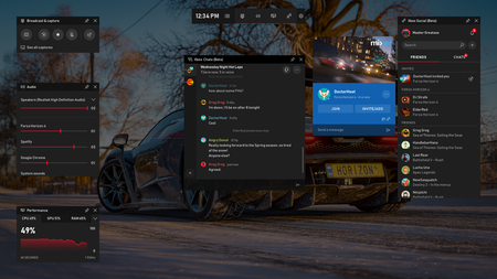 Update For Windows 10 Game Bar