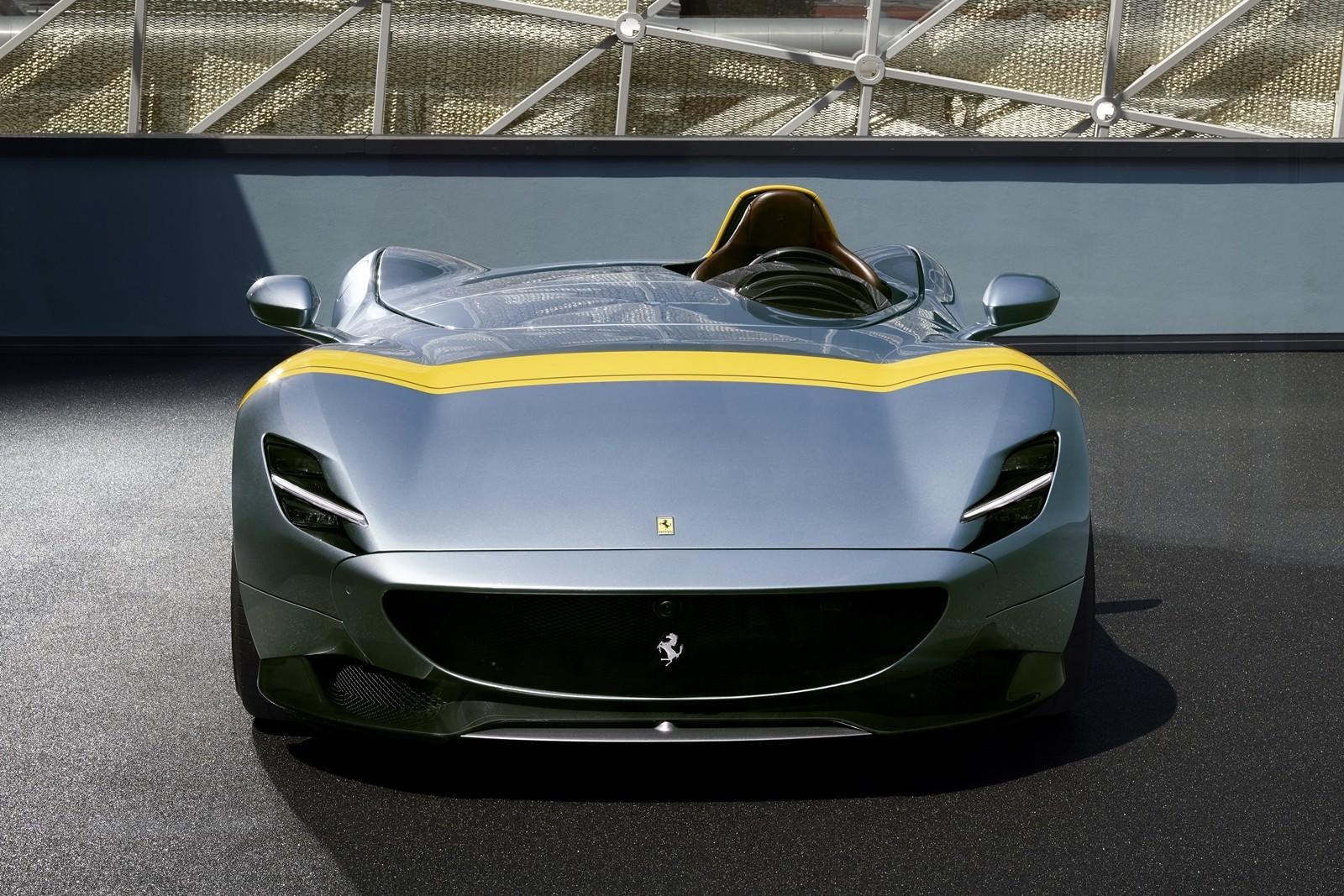 Foto de Ferrari Monza SP1 y Monza SP2 2019 (7/14)