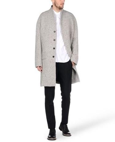 Deseando un abrigo tweed de Haider Ackermann