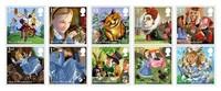 Preciosos sellos para conmemorar los 150 años de 'Alicia en el país de las maravillas'
