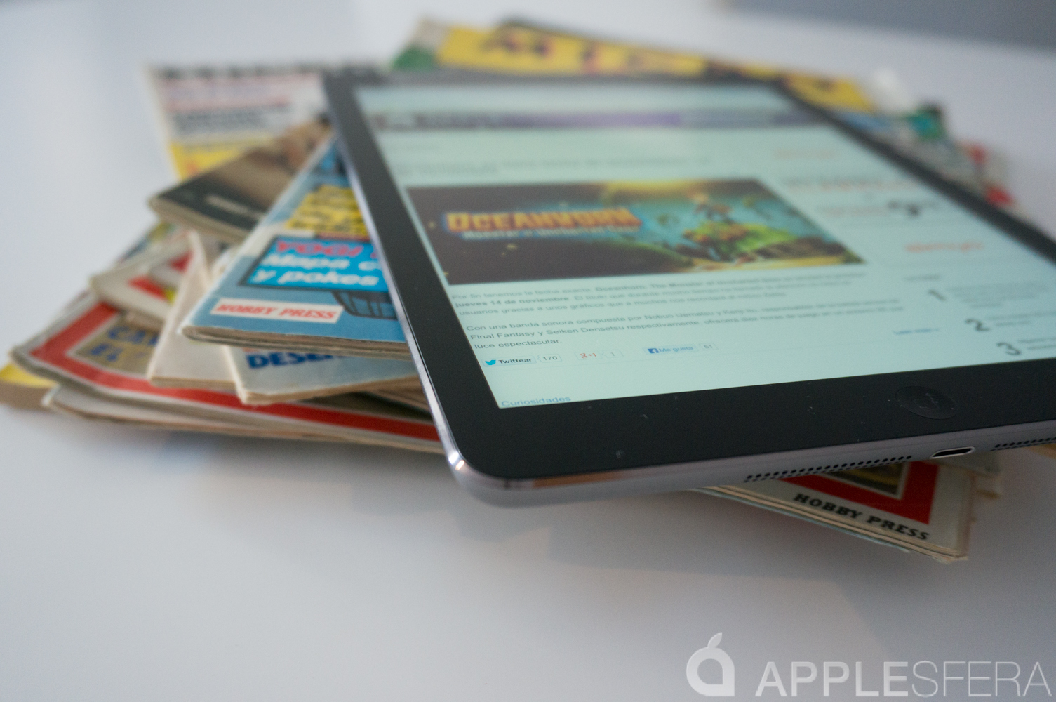 Foto de Así es el nuevo iPad Air (17/34)