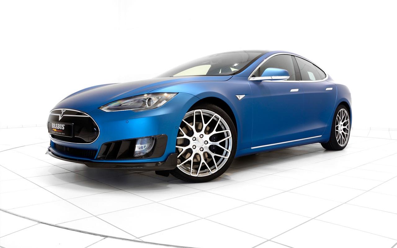 Foto de Brabus Tesla Model S P85D (4/23)