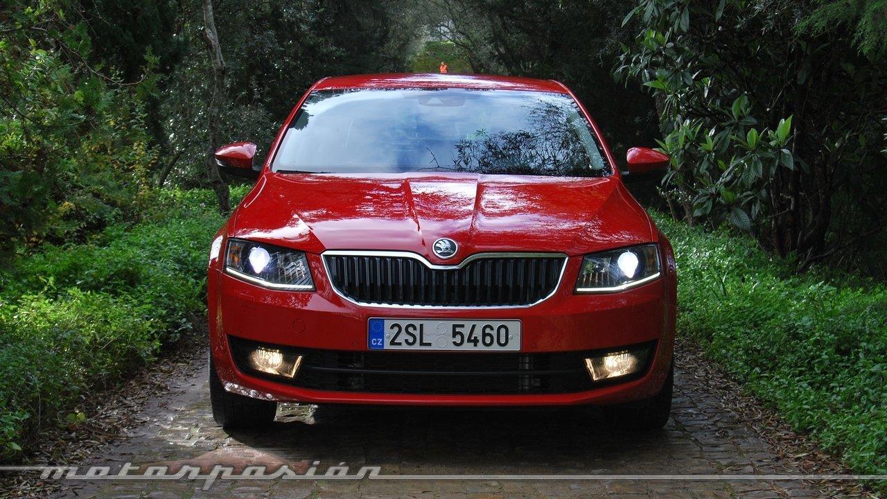 Foto de Škoda Octavia 2013 (presentación) (14/58)