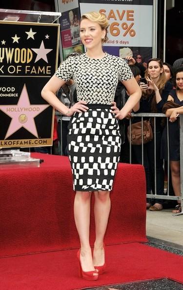 En las relaciones con Scarlett Johansson todo es bienvenido... menos los celos