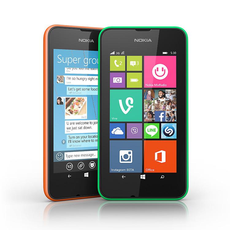 Foto de Nokia Lumia 530 (3/10)