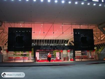 [MacWorld2007] Más imágenes desde San Francisco y el Moscone Center