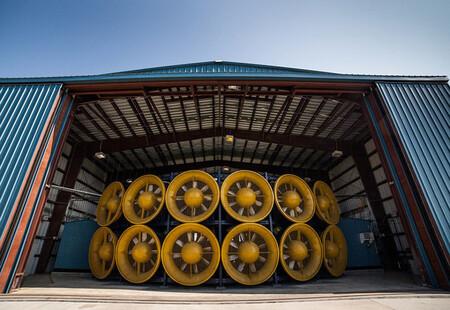 The Wall of Wind es un simulador de huracanes capaz de crear vientos de categoría 5 y poner a prueba construcciones enteras