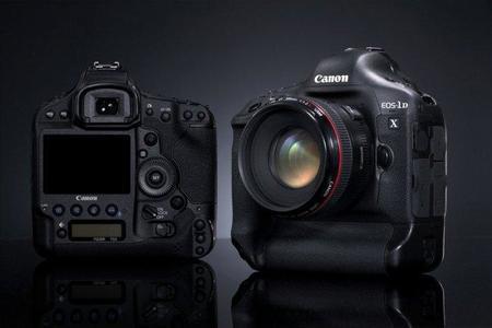 Canon adelanta por la derecha: Anuncia la Canon EOS-1D X para 2012