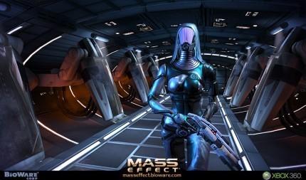 Mass Effect, más capturas