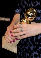 Las tendencias en uñas en los Globos de Oro 2012