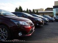 Toyota Avensis, presentación y prueba en Niza (parte 1)