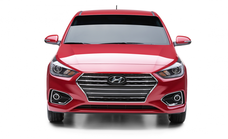 Foto de Hyundai Accent 2018 (7/18)