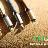 LMcable, el cable 2-en-1 que integra Lightning y microUSB en un mismo conector