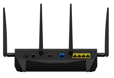 router synology