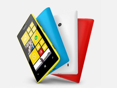Nokia Lumia 520 colores