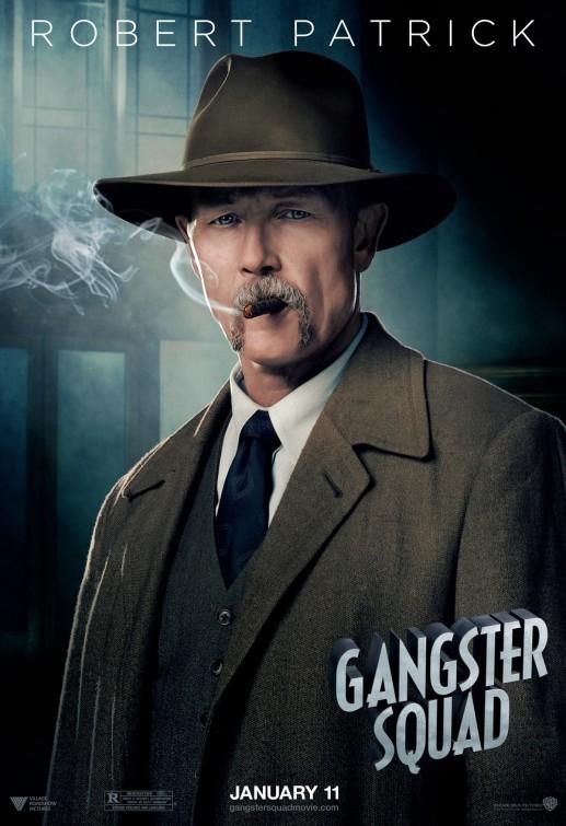 Foto de 'Gangster Squad (Brigada de élite)', los carteles (16/18)