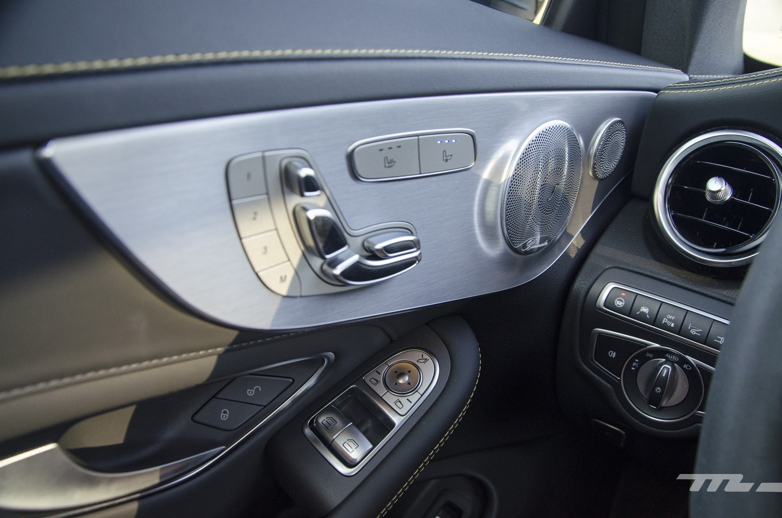 Foto de Mercedes-AMG C 63 S 2019, prueba (47/53)