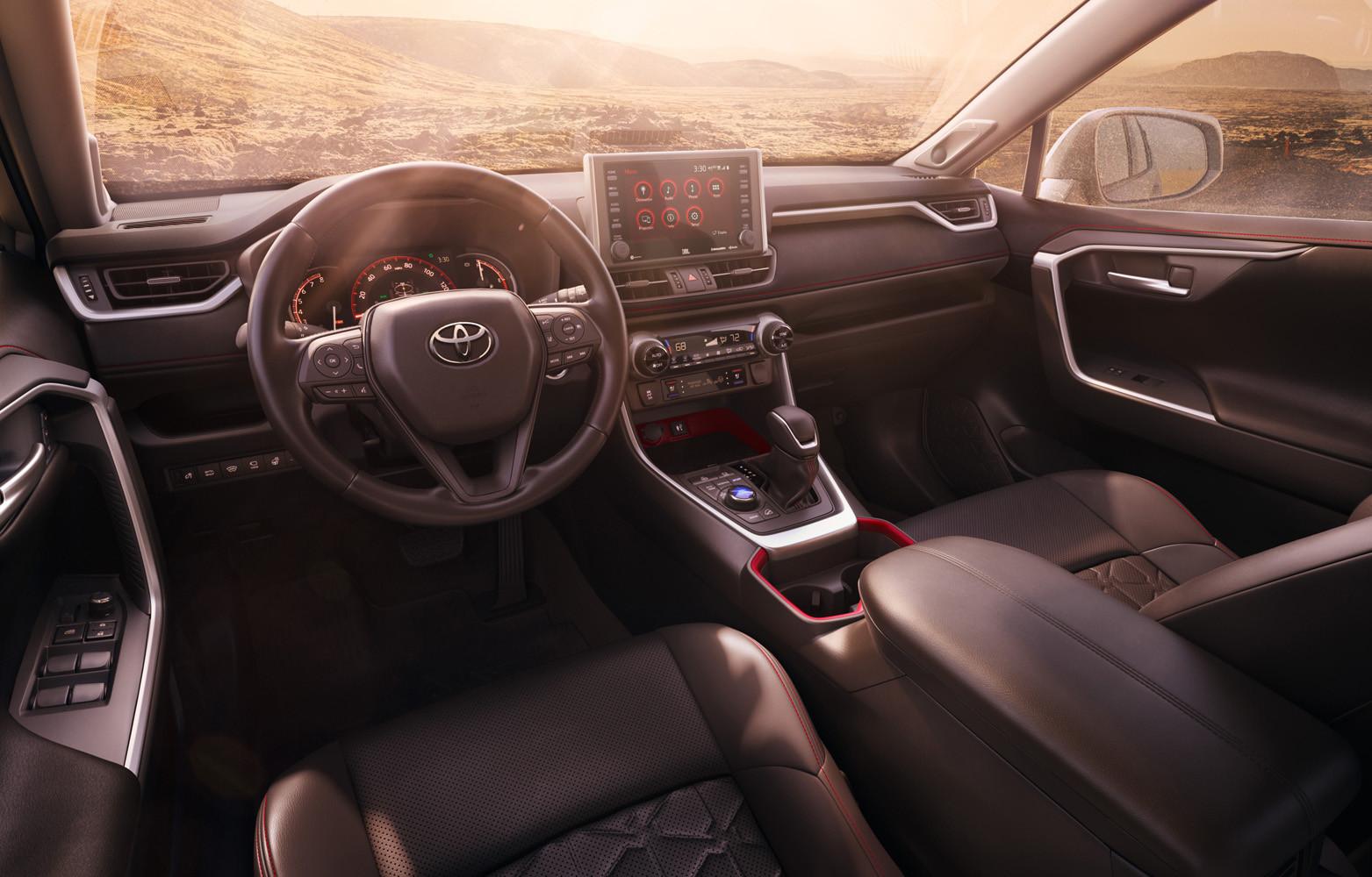 Foto de Toyota RAV4 TRD Off-Road (6/8)