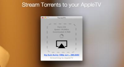 TorrenTV hace que nuestro AppleTV sea mucho más interesante