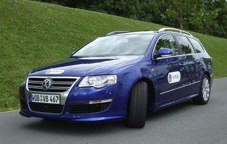 HAVEit, piloto automático temporal de Volkswagen