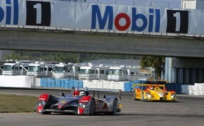 Pole para Audi en Sebring