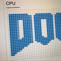Este loco usa un supercomputador para jugar Doom en el Administrador de tareas de Windows 10 y es tan alucinante como suena