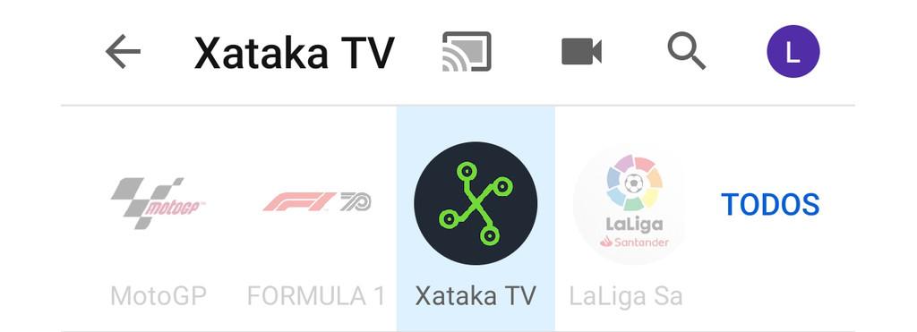 YouTube pour Android vous permet déjà de filtrer vos abonnements pour voir les nouveautés sur le canal que vous êtes intéressés à