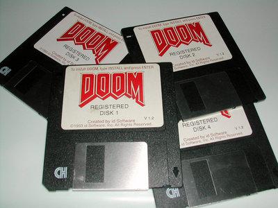 Indicator DOOM coloca al Doom Guy como guardián de tu CPU